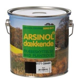 Arsinol® dækkende træbeskyttelse