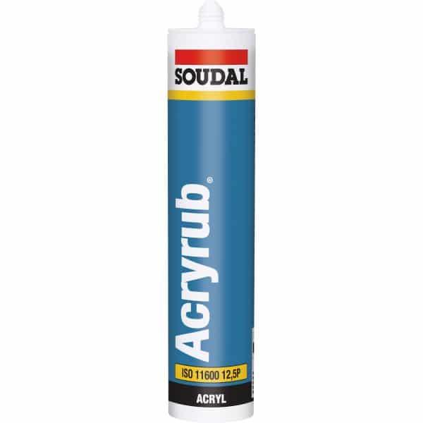 Acryrub acrylfugemasse